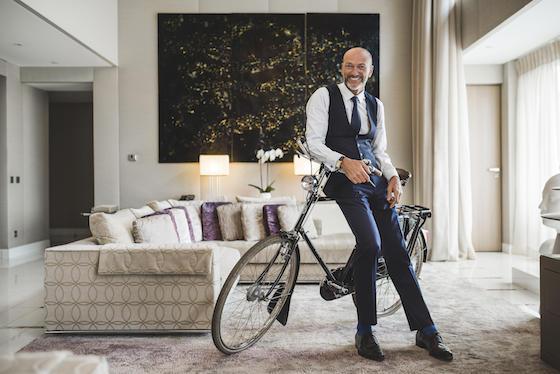 Profile around HOTELS 2018 Hotelier of the World award-winner Philippe Leboeuf, GM of the 5-star Mandarin Oriental Paris. (HOTELS magazine)