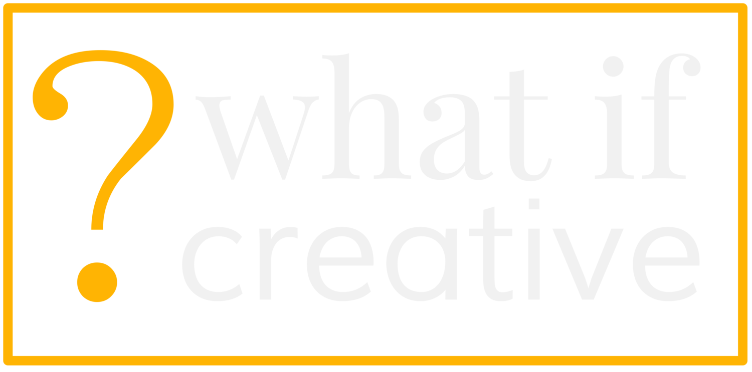 What If Creative