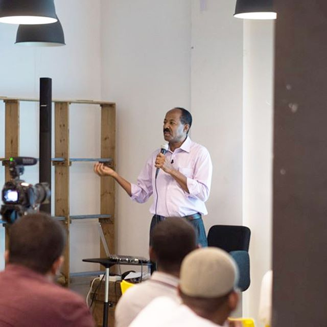 From our Electronic Payments Presentation co-hosted with @ebssudan . . . #ebs #sudan #impacthub #impacthubkhartoum