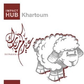 Happy Eid! . . #happyeid #impacthub #impacthubkhartoum