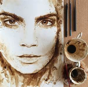 Source: http://galleryhip.com/painting-with-coffee.html