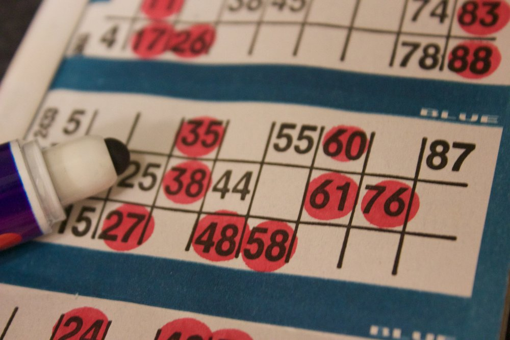 TRADITIONAL BOOK BINGO - Buy your books and scoops from the sales desk as you come into the club.Tickets are created as strips of 6 so numbers 1-90 appears across all 6 tickets, which makes up one page. The numbers are arranged 1-9 in the first column, 10-19 in the second column and so on, making it easier to mark the numbers off.The caller announces the game to be played, the colour of the page or scoop.  The caller will announce if you are playing to check for a single line, double line or full house. The caller will announce the prize moneyThe game is presided over by the caller who will call out the numbers and validate winning tickets. The caller will begin to call numbers as they are randomly selected by the RNG (random number generator) computerAs each number is called, mark off the number on your ticket. When all the numbers are marked off to win you should shout 'CHECK' to attract the caller's attention and stop the game.  You must stop the caller before the next number is started.  If you do not, your claim will be invalid (N.B The last number called is the checking number)A member of staff will come and validate your claim. Once validated you will receive your prize money.  Always check your prize money immediately as any errors cannot be rectified later.