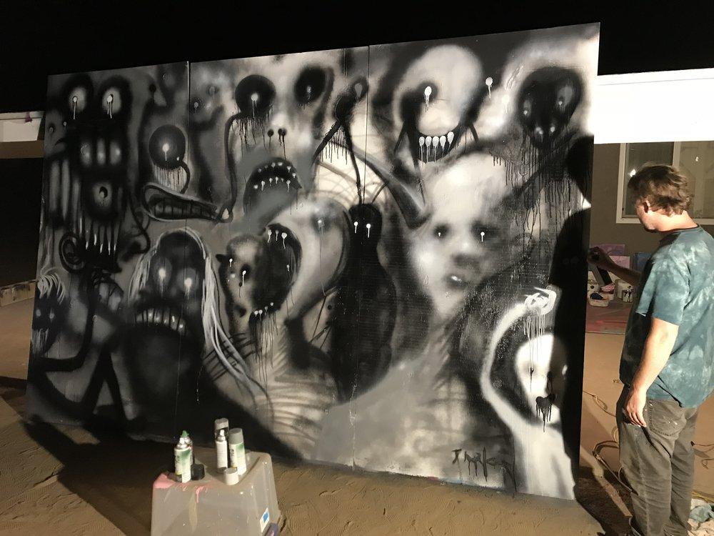 parker winans - artist
