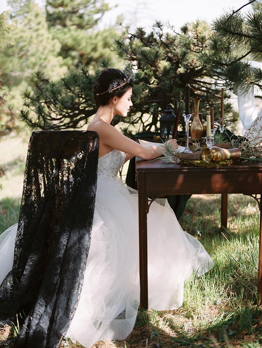 Colorado Elven Cosplay Bridal Portraits Mountain Wedding Photographer_03.jpg