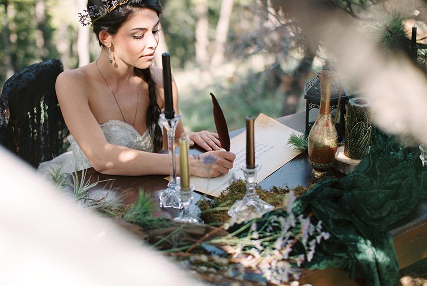 Colorado Elven Cosplay Bridal Portraits Mountain Wedding Photographer_05.jpg