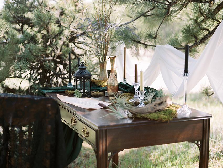 Colorado Elven Cosplay Bridal Portraits Mountain Wedding Photographer_13.jpg