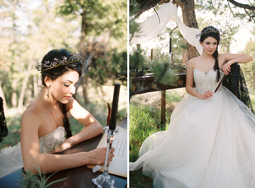 Colorado Elven Cosplay Bridal Portraits Mountain Wedding Photographer_18.jpg