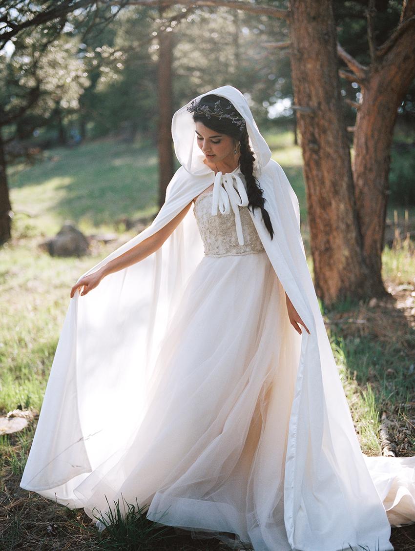 Colorado Elven Cosplay Bridal Portraits Mountain Wedding Photographer_20.jpg