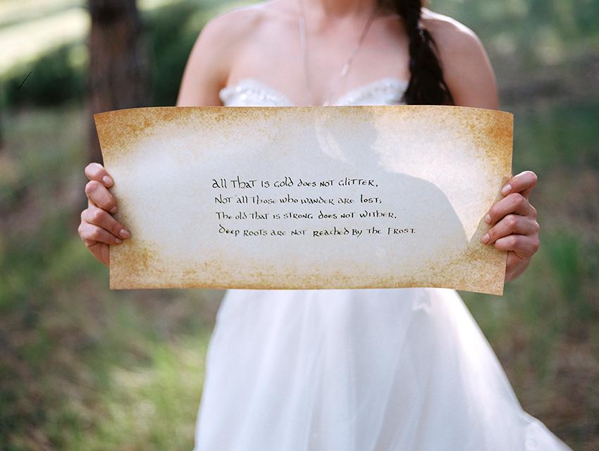 Colorado Elven Cosplay Bridal Portraits Mountain Wedding Photographer_22.jpg