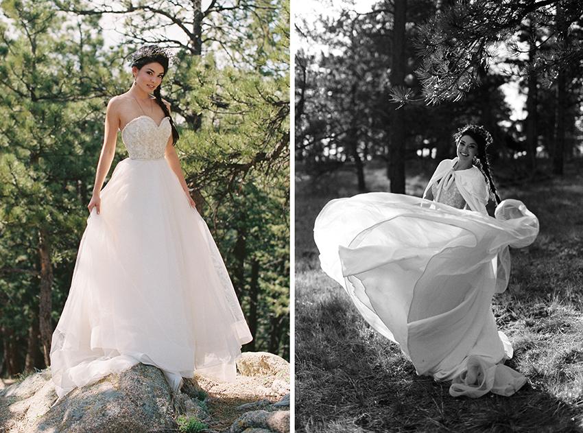 Colorado Elven Cosplay Bridal Portraits Mountain Wedding Photographer_27.jpg