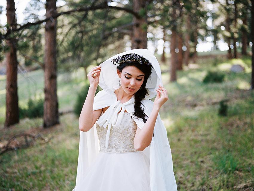 Colorado Elven Cosplay Bridal Portraits Mountain Wedding Photographer_29.jpg