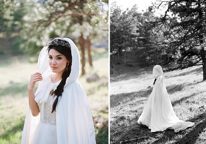 Colorado Elven Cosplay Bridal Portraits Mountain Wedding Photographer_31.jpg