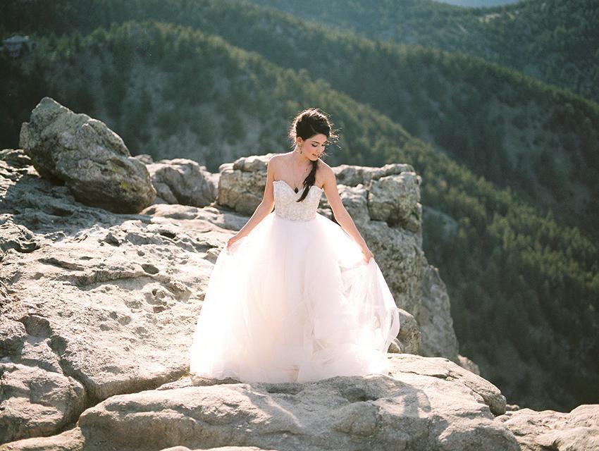 Colorado Elven Cosplay Bridal Portraits Mountain Wedding Photographer_33.jpg
