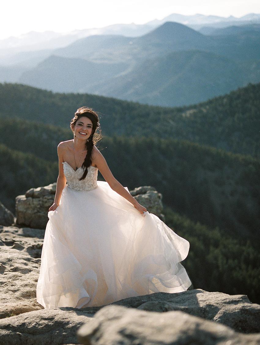 Colorado Elven Cosplay Bridal Portraits Mountain Wedding Photographer_34.jpg