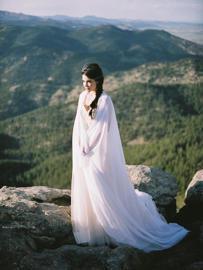 Colorado Elven Cosplay Bridal Portraits Mountain Wedding Photographer_36.jpg