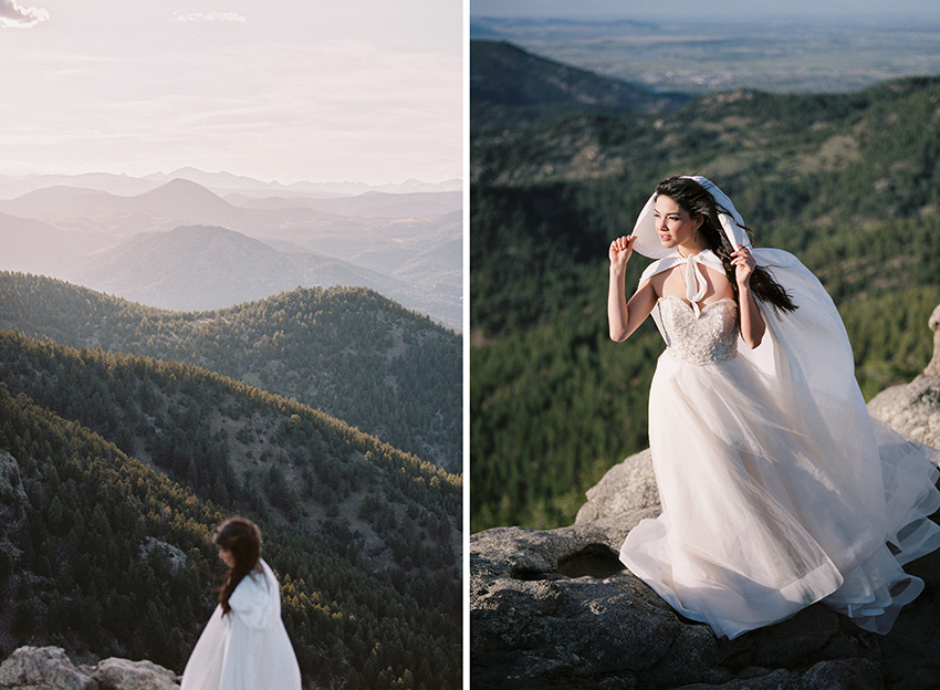 Colorado Elven Cosplay Bridal Portraits Mountain Wedding Photographer_45.jpg
