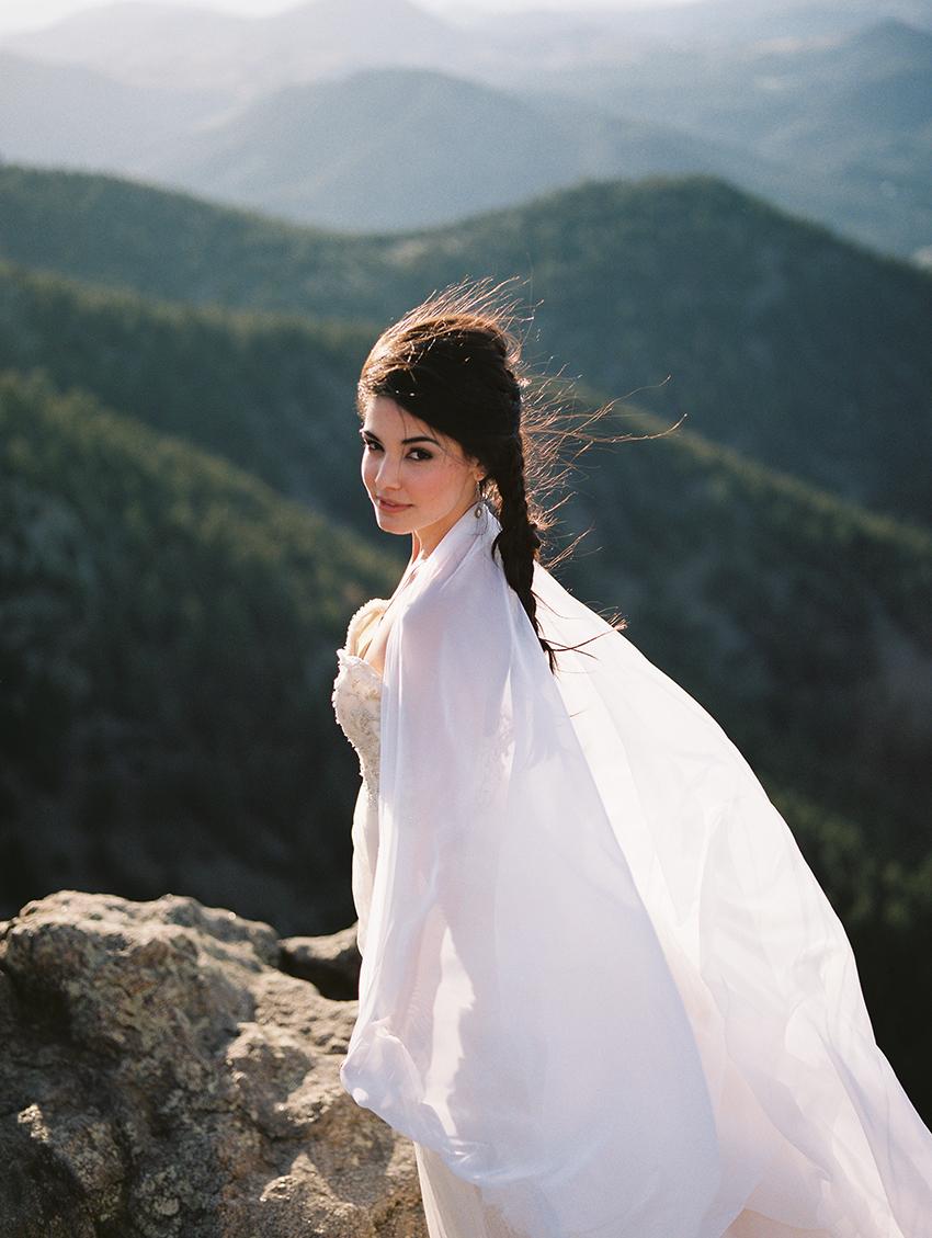 Colorado Elven Cosplay Bridal Portraits Mountain Wedding Photographer_44.jpg