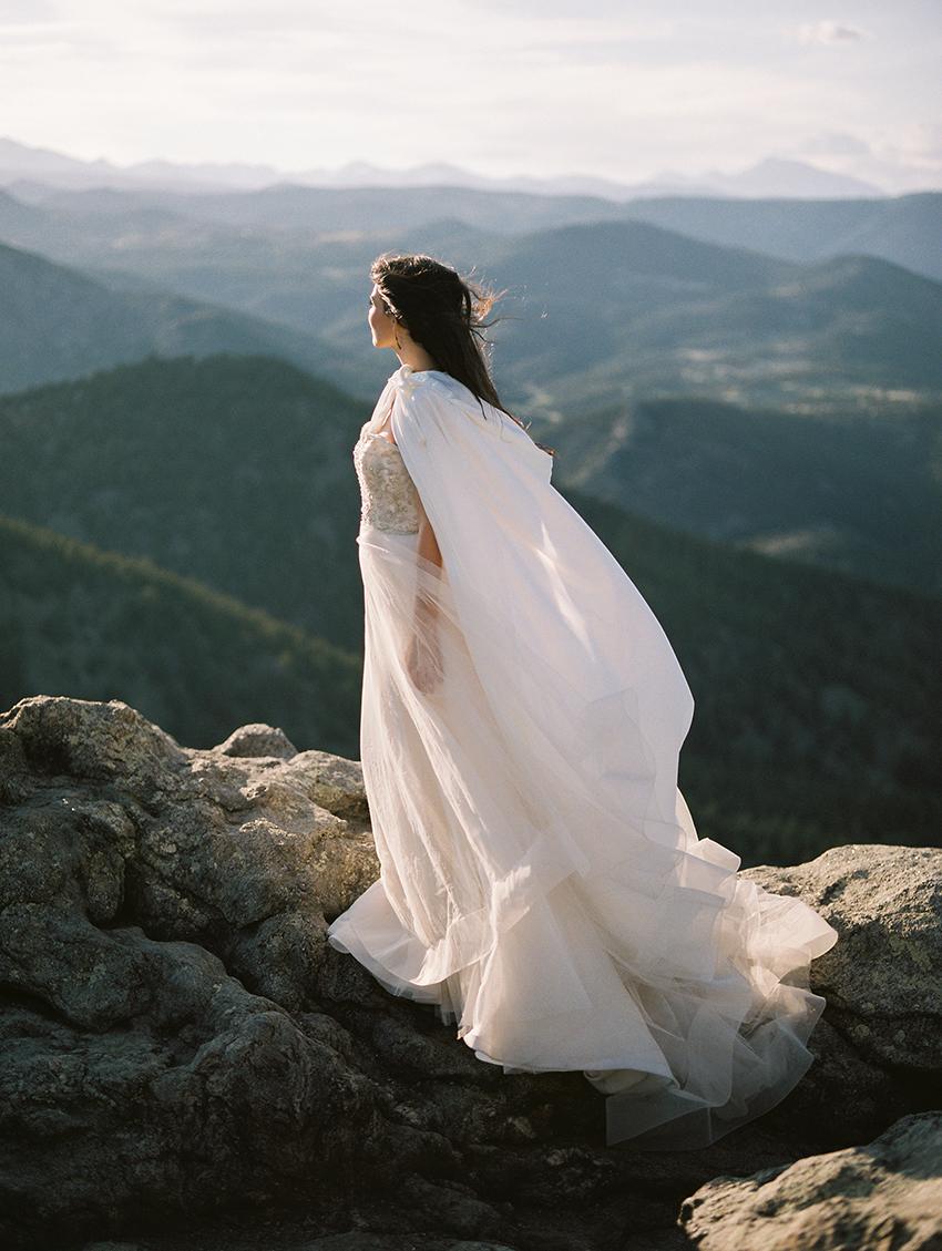 Colorado Elven Cosplay Bridal Portraits Mountain Wedding Photographer_46.jpg