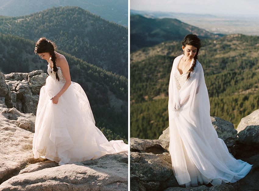 Colorado Elven Cosplay Bridal Portraits Mountain Wedding Photographer_50.jpg