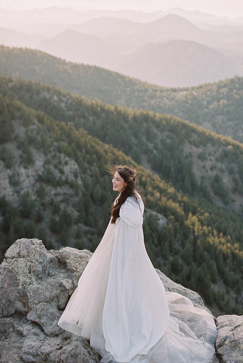 Colorado Elven Cosplay Bridal Portraits Mountain Wedding Photographer_51.jpg