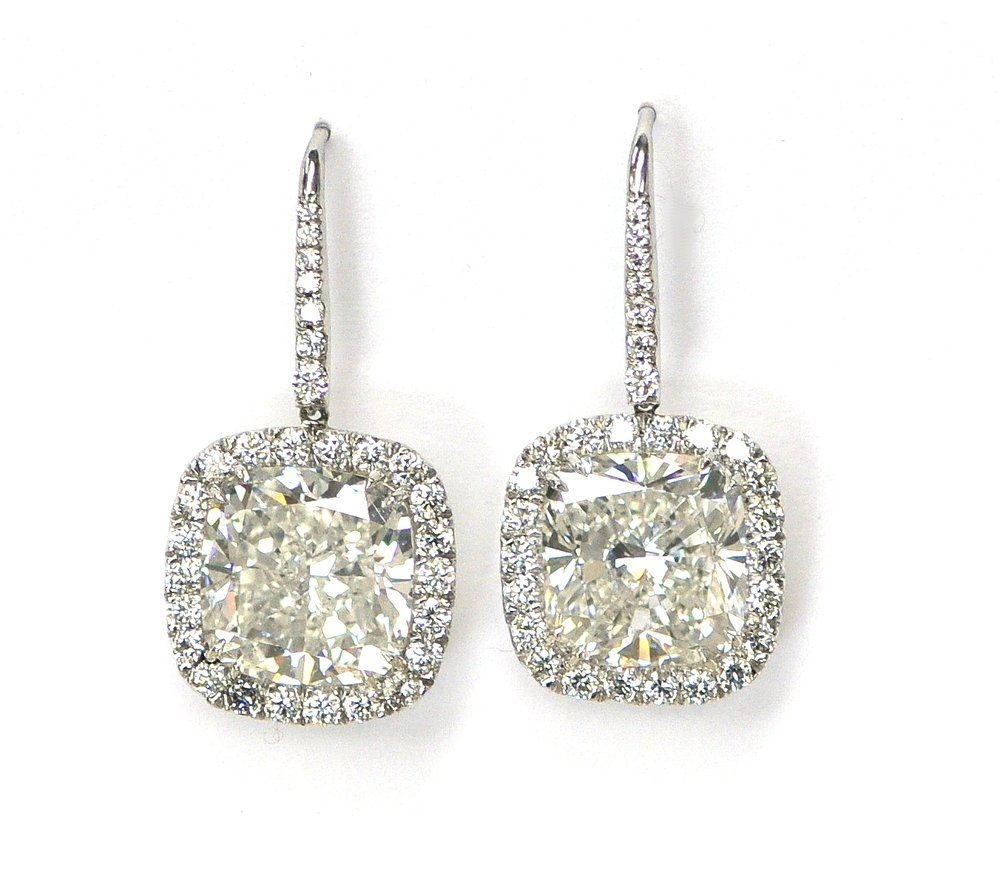 20ct Diamond Earrings