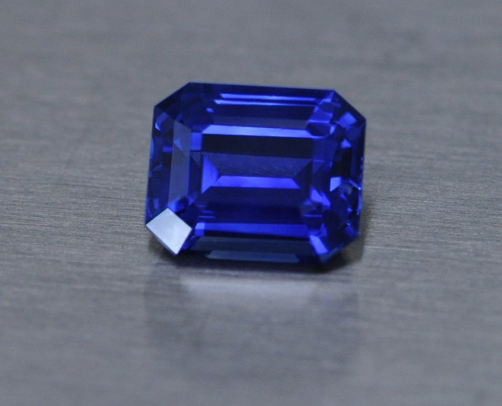 6ct EC Sapphire