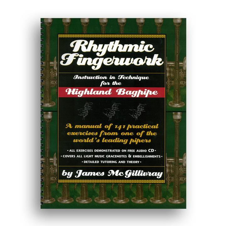 Rhythmic Fingerwork by James McGillivray