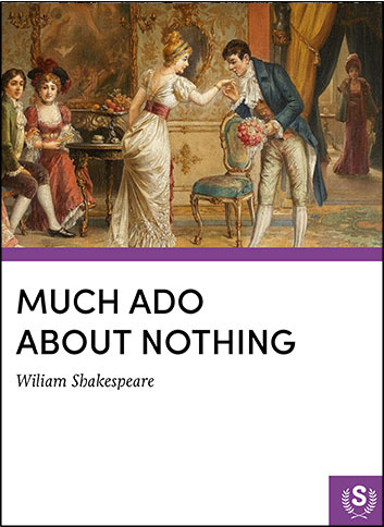 MuchAdoAboutNothingBook