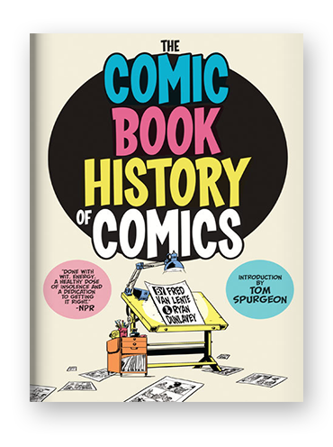 the comic book history of comics blog