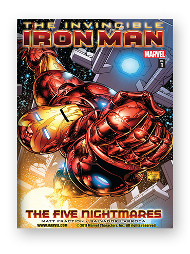 the invincible iron man blog