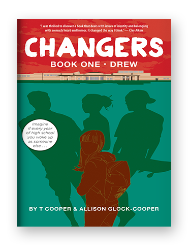 changers book one drew blog