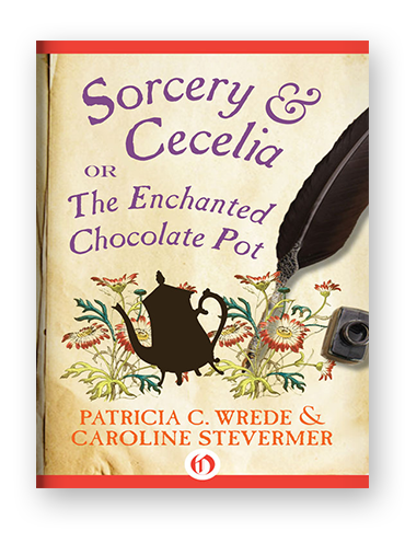 sorcery and cecelia blog