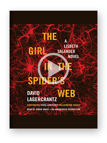 the girl in the spider's web blog