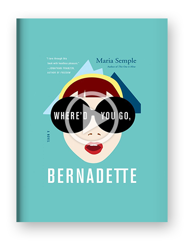 where'd you go bernadette blog