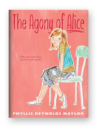 the agony of alice blog