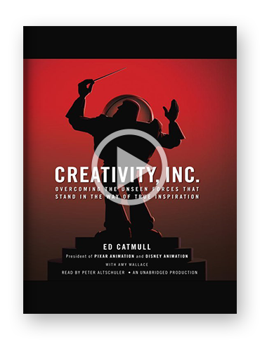 creativity inc blog
