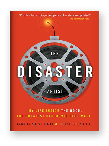 the disaster artist blog