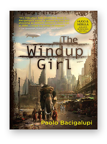the windup girl blog
