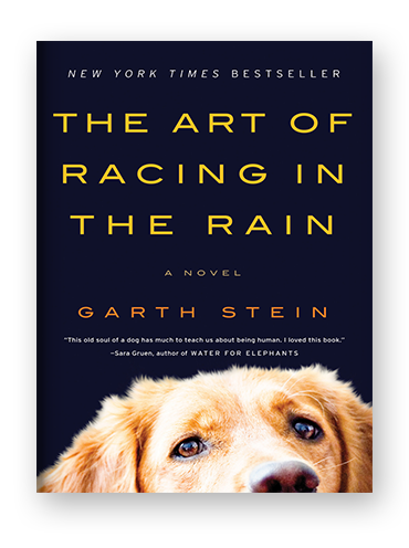 The Art of Racing in the Rain on Scribd