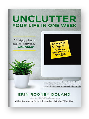 Unclutter Your Life in One Week on Scribd