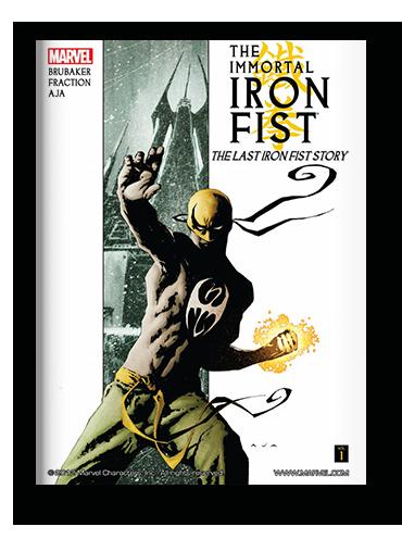 iron fist blog