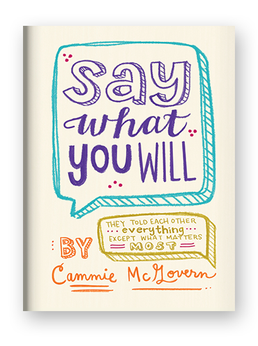 say what you will blog