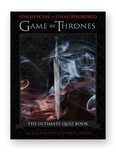Game of Thrones–The Ultimate Quiz Book on Scribd