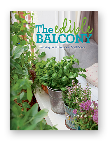 The Edible Balcony on Scribd