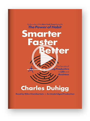Smarter Faster Better on Scribd