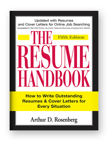 The Resume Handbook on Scribd