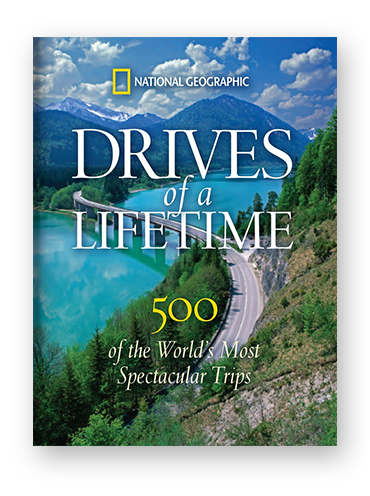 Drives of a Lifetime on Scribd