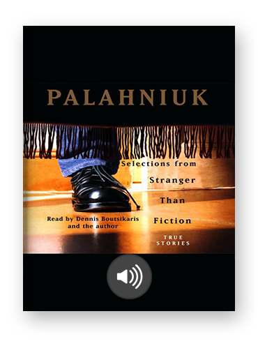 Stranger Than Fiction by Chuck Palahniuk on Scribd