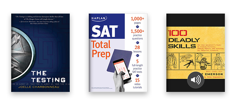 The Testing and SAT Total Prep and 100 Deadly Skills on Scribd