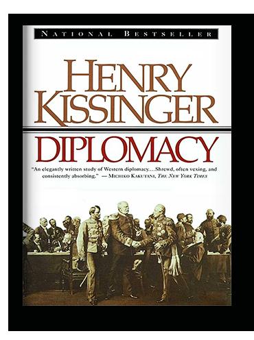 Diplomacy by Henry Kissinger on Scribd